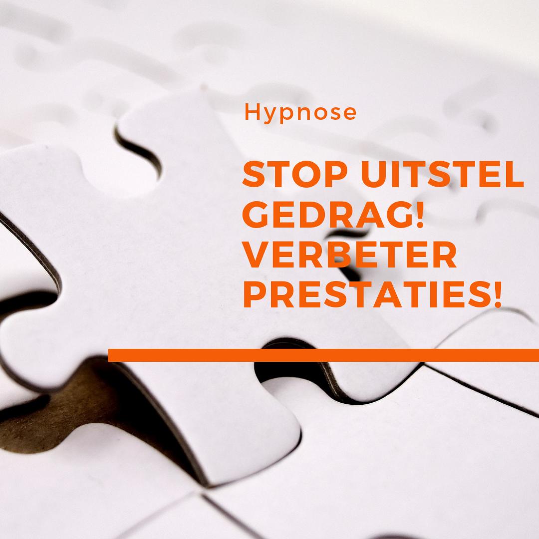 InSightOut Stop uitstelgedrag met hypnose